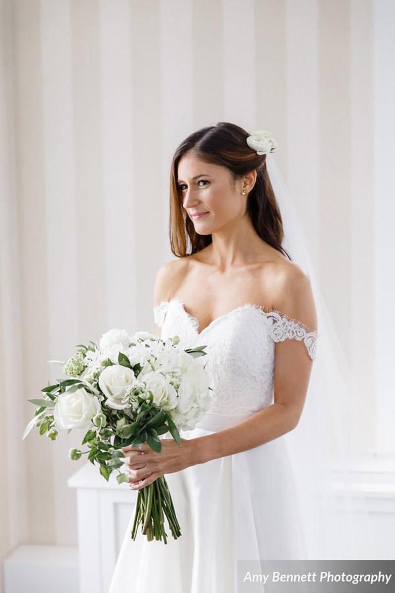Equinox Hotel Vermont Bridal Makeup