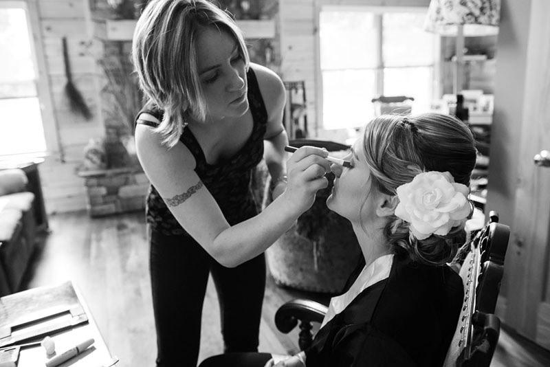 Upstate New York Bridal Makeup